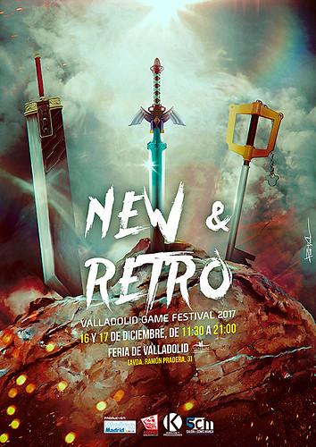 NEW & RETRO Valladolid GAME FESTIVAL 2017 (2)