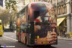 Wrightbus NRM NBFL - LTZ 1004 - LT4 - Coca-Cola - Clapton Pond 38 - Arriva London - London 2016 - Steven Gray - IMG_5859