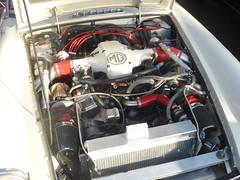 MGB Roadster (1972) V8 4.6 conversion