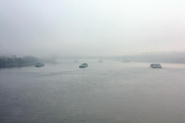 Walk the Rhine. ( #cc )