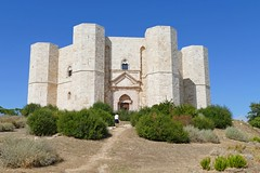 Italie, le Castel Del Monte