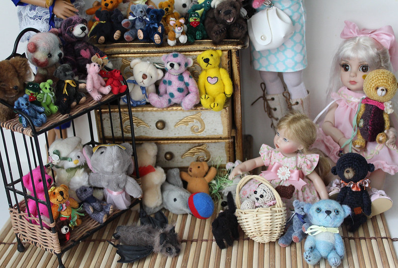 The Tattered Teddy Bear (1)