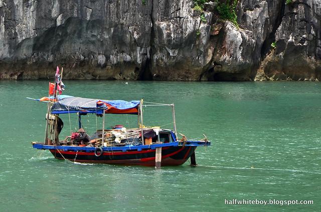 halfwhiteboy - halong bay cruise 56