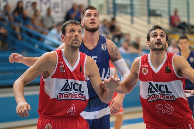 JORNADA 2 | Club Melilla Baloncesto - ICL Manresa