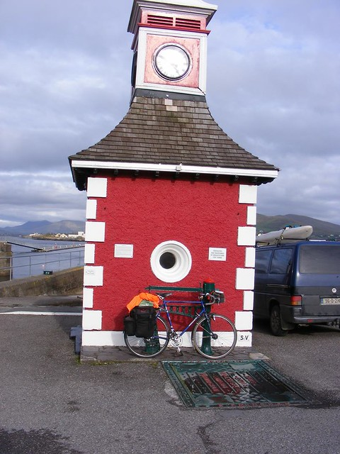 The Town Clock, Knightstown, Valentia Island