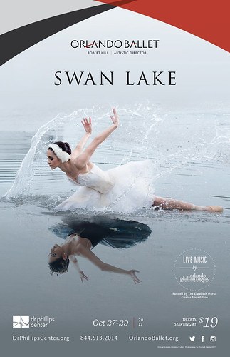 SWAN LAKE by Orlando Ballet