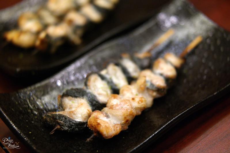 makoto grill eel