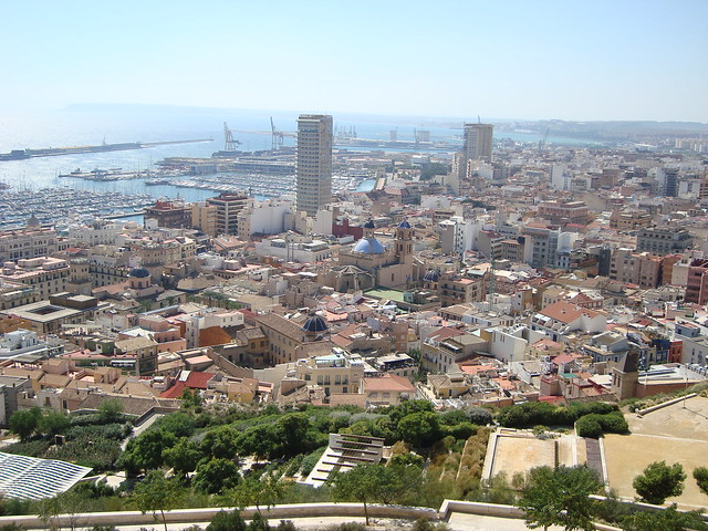 Header of Alicante