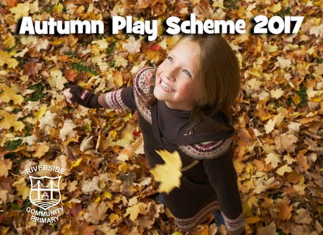 Autumn Play Scheme 2017