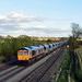 66752 6M54 Colnbrook to Bardon Hill at Kilby Cooks Lane