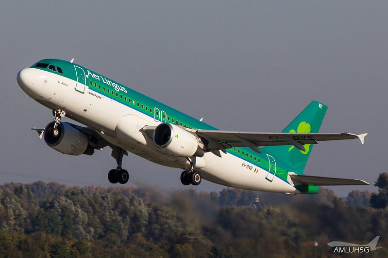 Aer Lingus - A320 - EI-DVE (2)