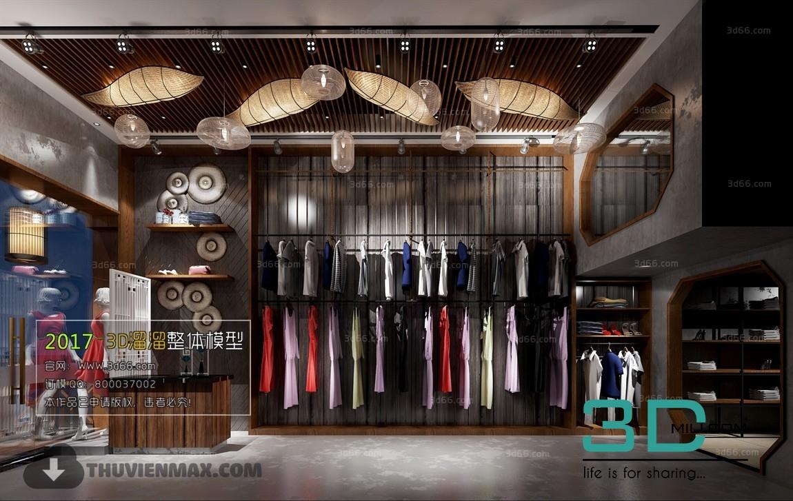 28  Shop store 3dsmax Free Download - 3D Mili - Download 3D Model