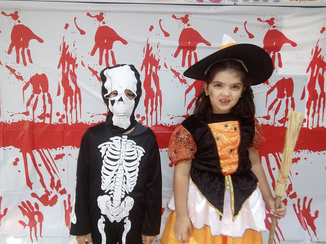 Halloween 2°B