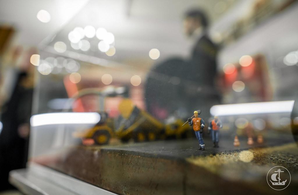 28 октября 2017, Визит в Военный институт (ИТ) Военной академии материально-технического обеспечения им. А. В. Хрулева / 28 October 2017, The visit to the Military Engineering-Technical University