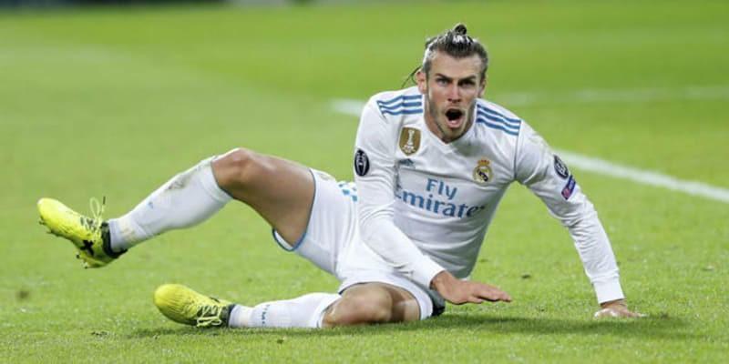 Real Madrid Tidak Mendaftarkan Gareth Bale Saat Melawan Tottenham Hotspur