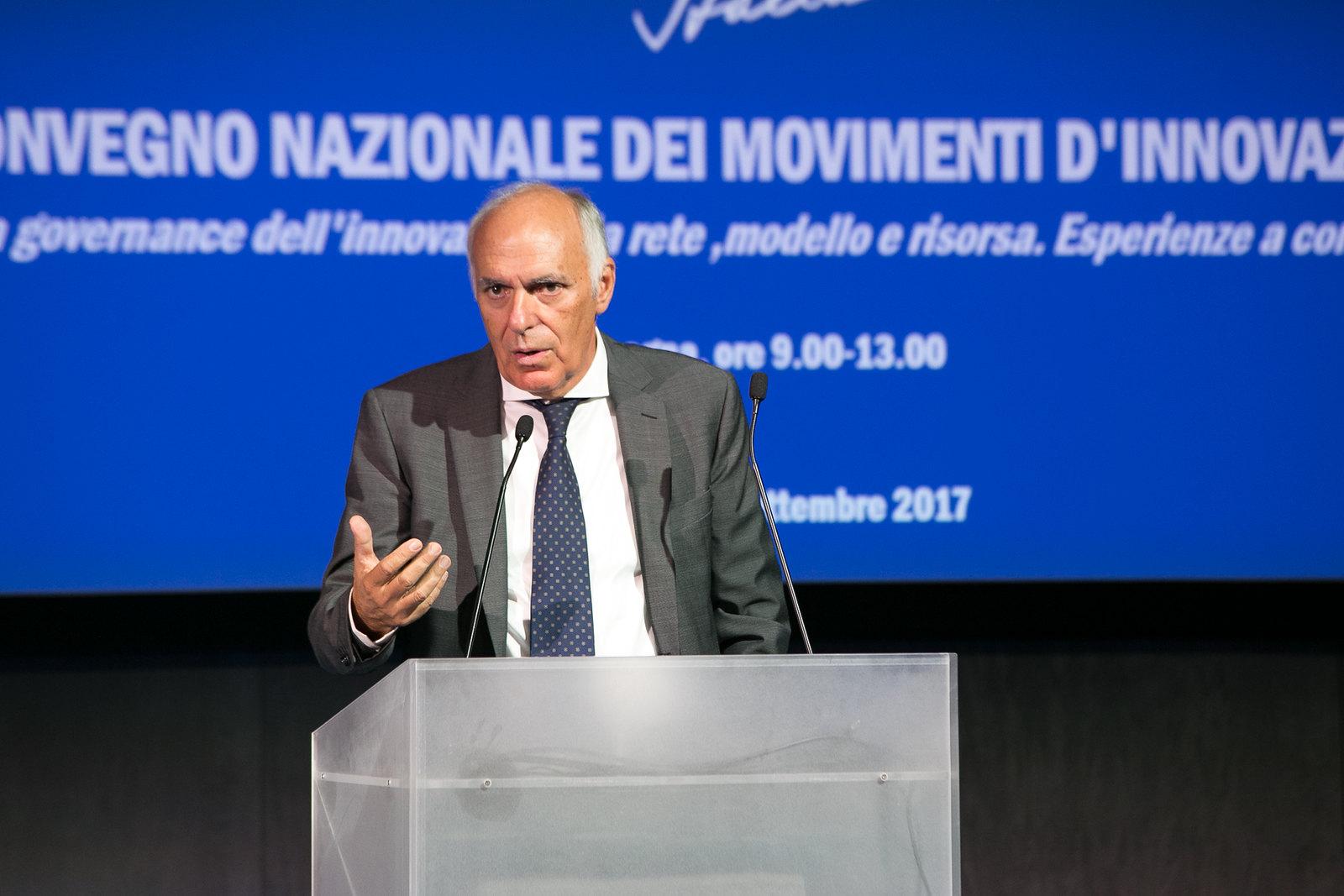 Convegno nazionale dei movimenti di innovazione (Fiera Didacta Italia, 28/09/2017)