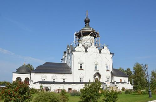 Свияжск, Богородицкий Успенский Собор (ЮНЕСКО)