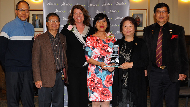The Calgary Chinese Elderly Citizen Association