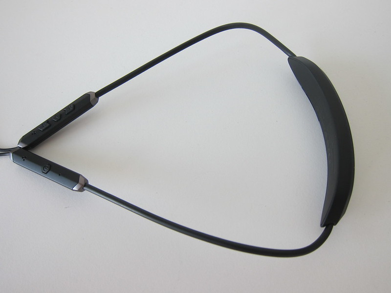 V-MODA Forza Metallo Wireless Earphones - TrapLock