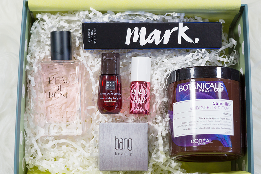 Glossy Box September - Wanderlust