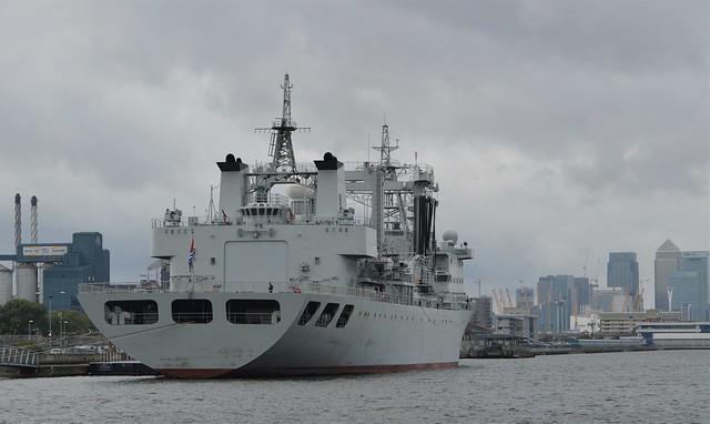 Gaoyouhu AOR 966 (2) @ KGV Dock 07-10-17