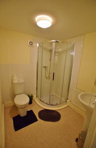 Shower Room Chitcombe Barn at Chitcombe Farm - Exmoor