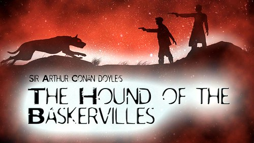 The (Comical) Hound of the Baskervilles