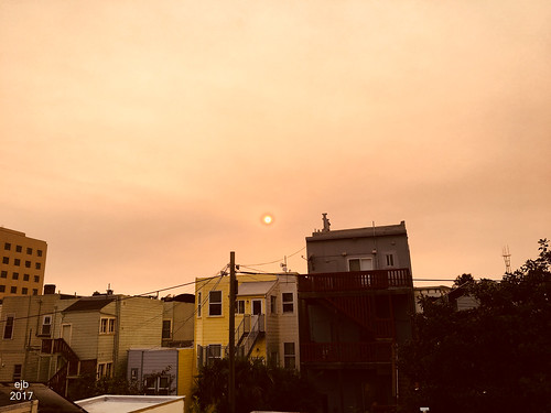 Smoke from Northern California fires