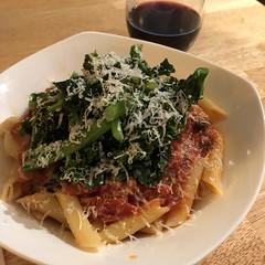 #Pasta d'Giacomo #SunDriedTomatoes #Capers #Sauce #homemade #food #CucinaDelloZio -