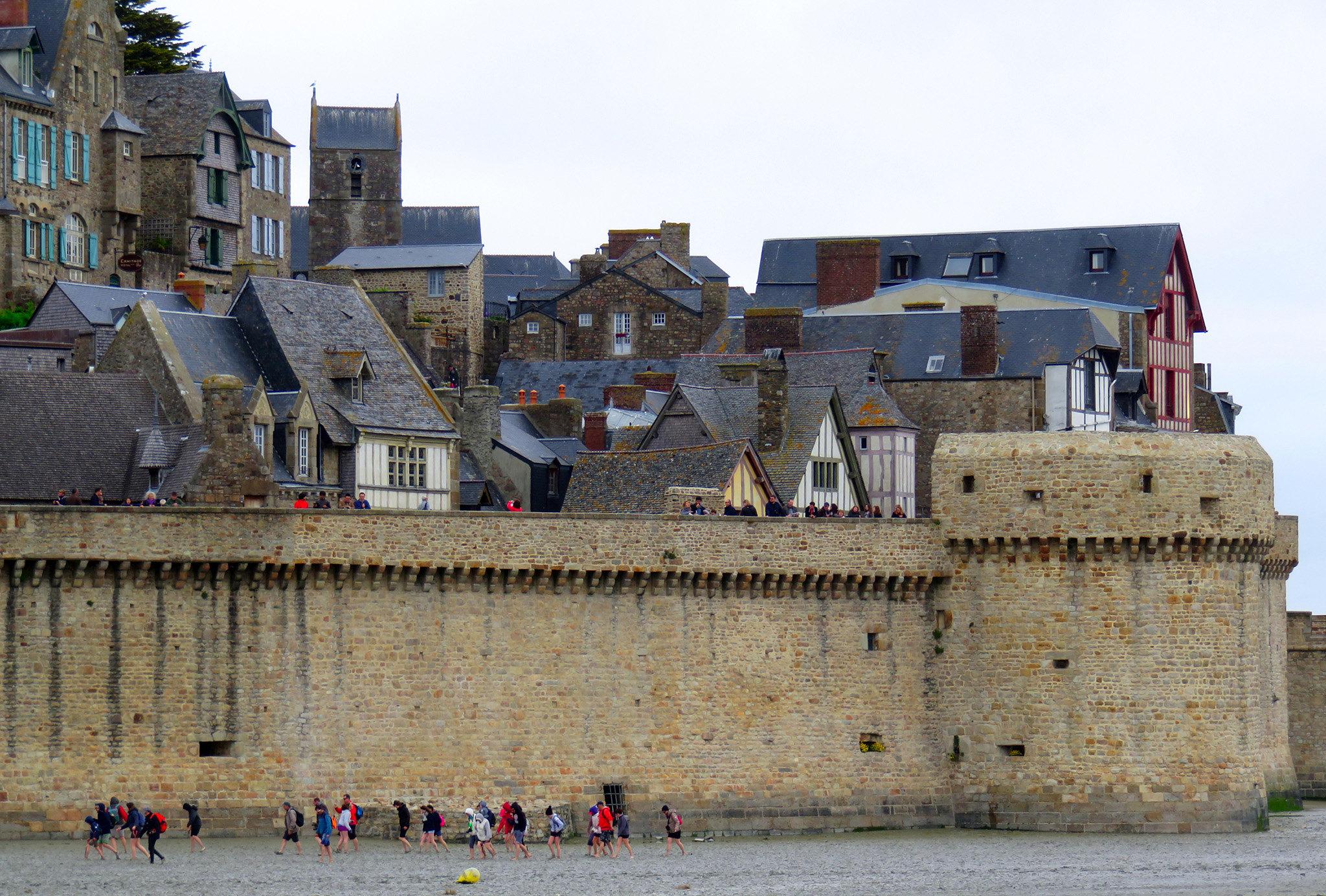 Mont Saint-Michel, France / Monte Saint-Michel, Francia mont saint-michel - 37008160284 62c9ec884c k - Visitar el Mont Saint-Michel