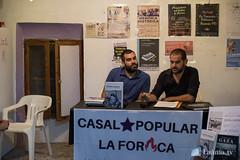 Jorge Ramos i David Segarra expliquen la vida i resistència a Palestina