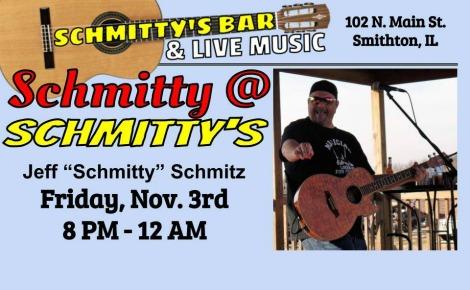 Jeff Schmitz 11-3-17