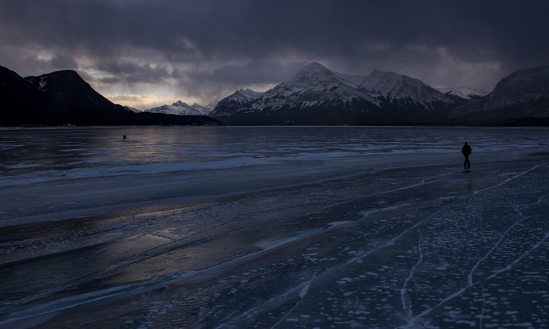 Photographers on the Lake