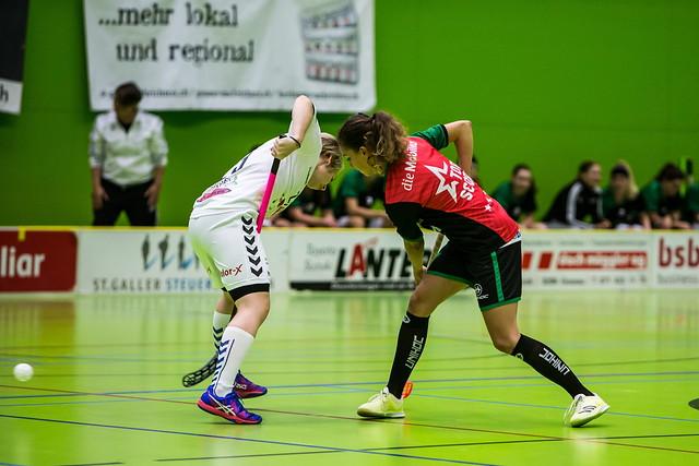 Damen NLA: UHC WaSa - Zug United