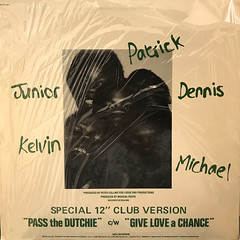 MUSICAL YOUTH:PASS THE DUTCHIE(JACKET B)