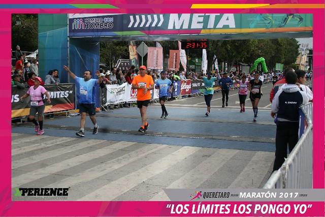 Maraton Querétaro 2017