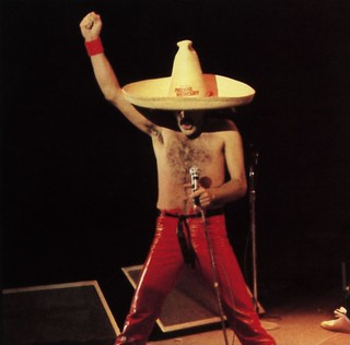 Queen live @ Puebla - 1981