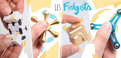Dossier spécial fidgets