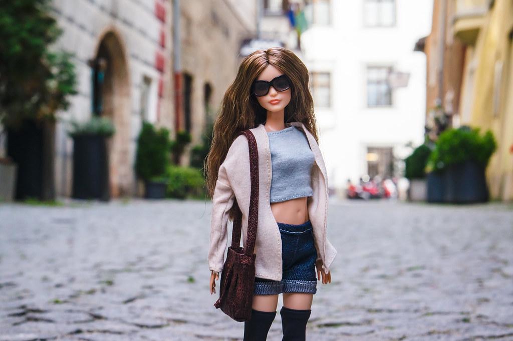 Barbie Look City Chic Style Eirien Flickr