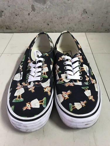 VANS AUTHENTIC Digital Hula 26cm era