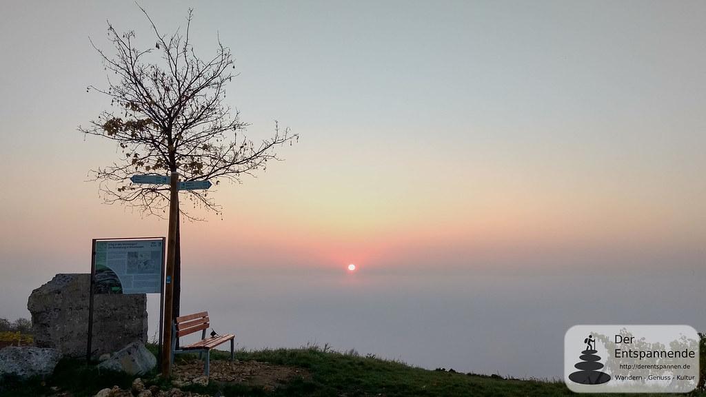 SunriseRun über Selzen und dem Selztal