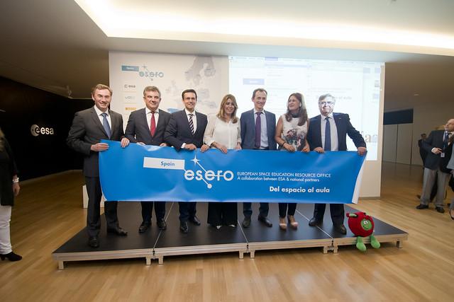 Presentación de la Oficina Esero España
