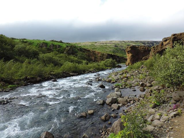 Glymur, Reykjavík area, Iceland