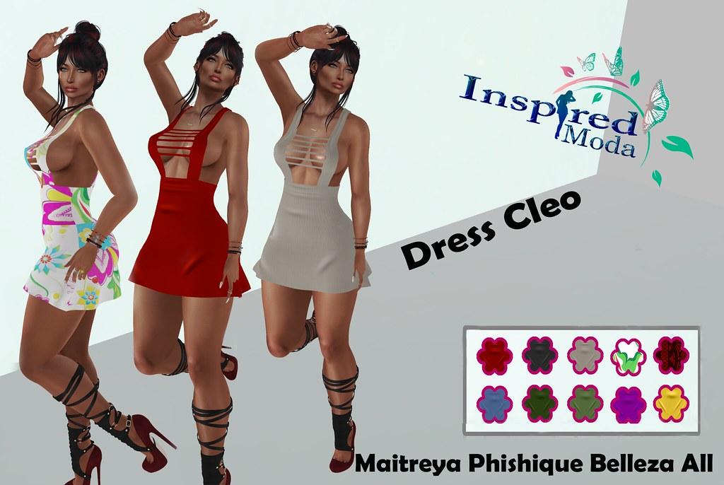 Dress Cleo - TeleportHub.com Live!