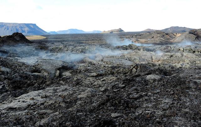 Leirhnjúkur, Northern Iceland