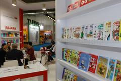 Germany: Asian companies at the Frankfurt Book Fair 2017 Day 4