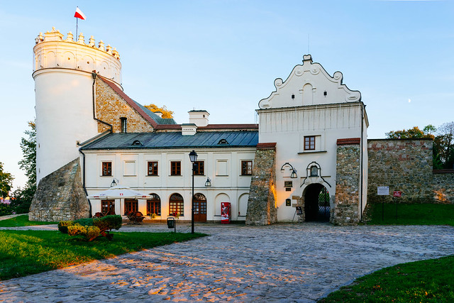 Polish castle / Polnische Burg
