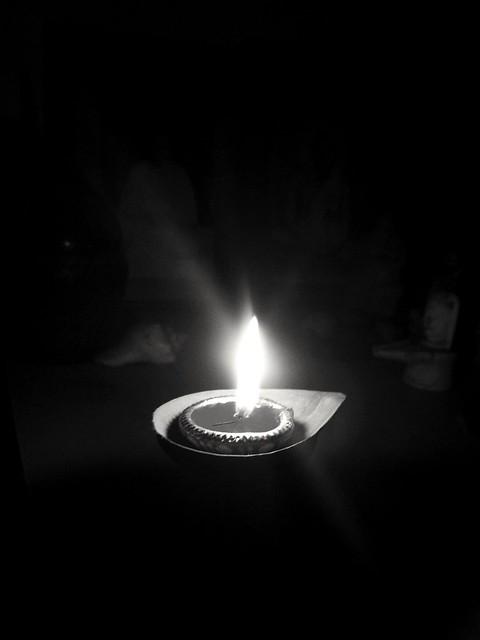 Auspicious light