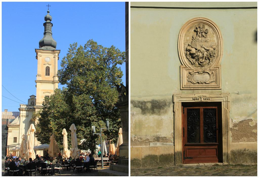Museum Square, Cluj-Napoca
