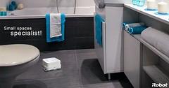 floor mopping robot